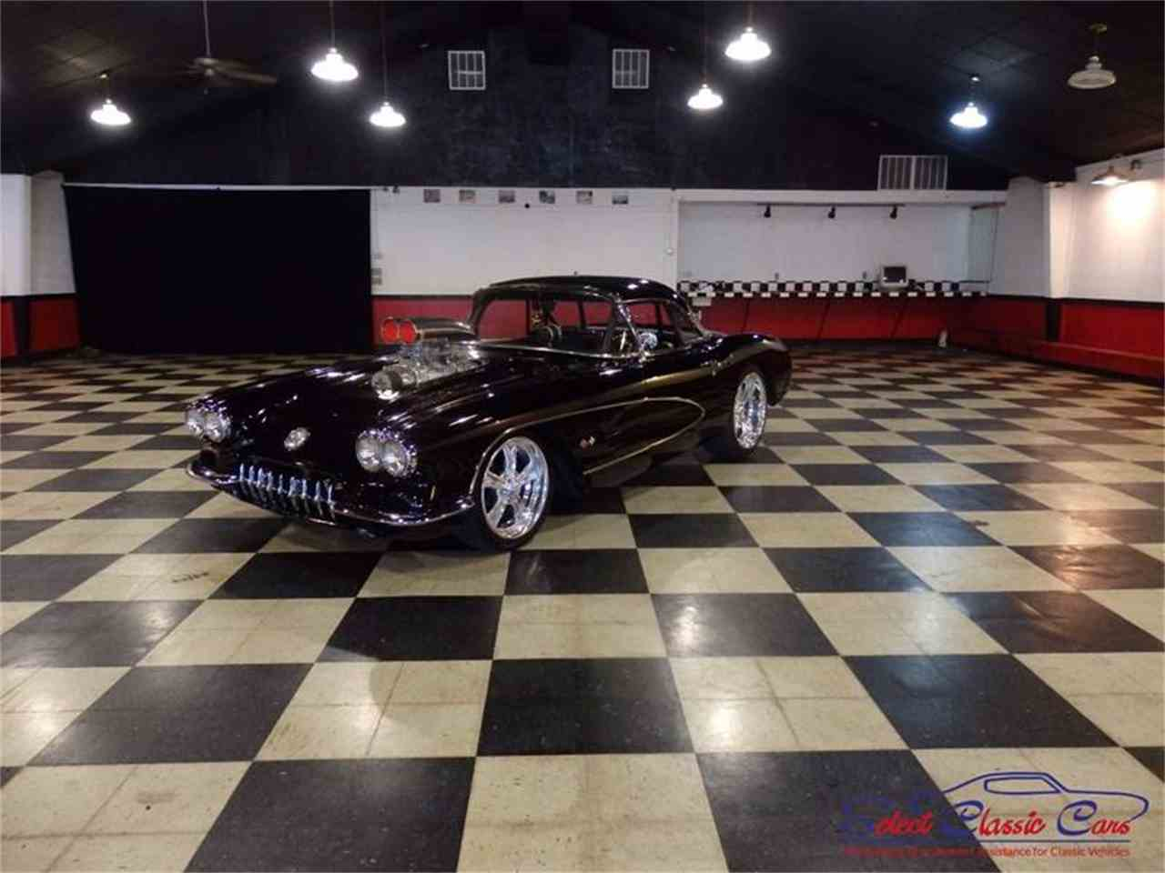 Large Picture of '60 Corvette - MG2T