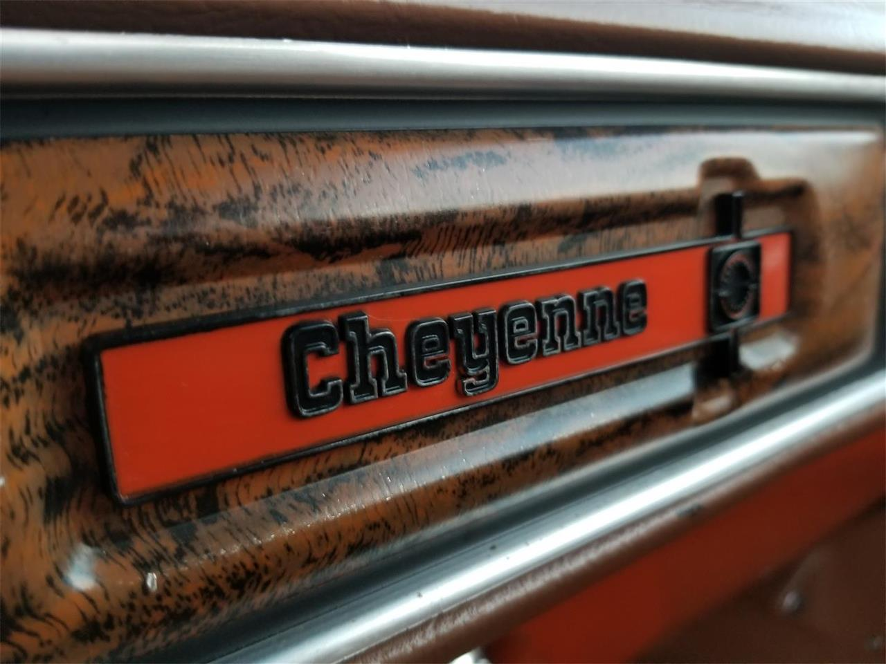 Large Picture of '76 Chevrolet K-10 located in Conroe Texas Offered by Texas Trucks and Classics - MG2U