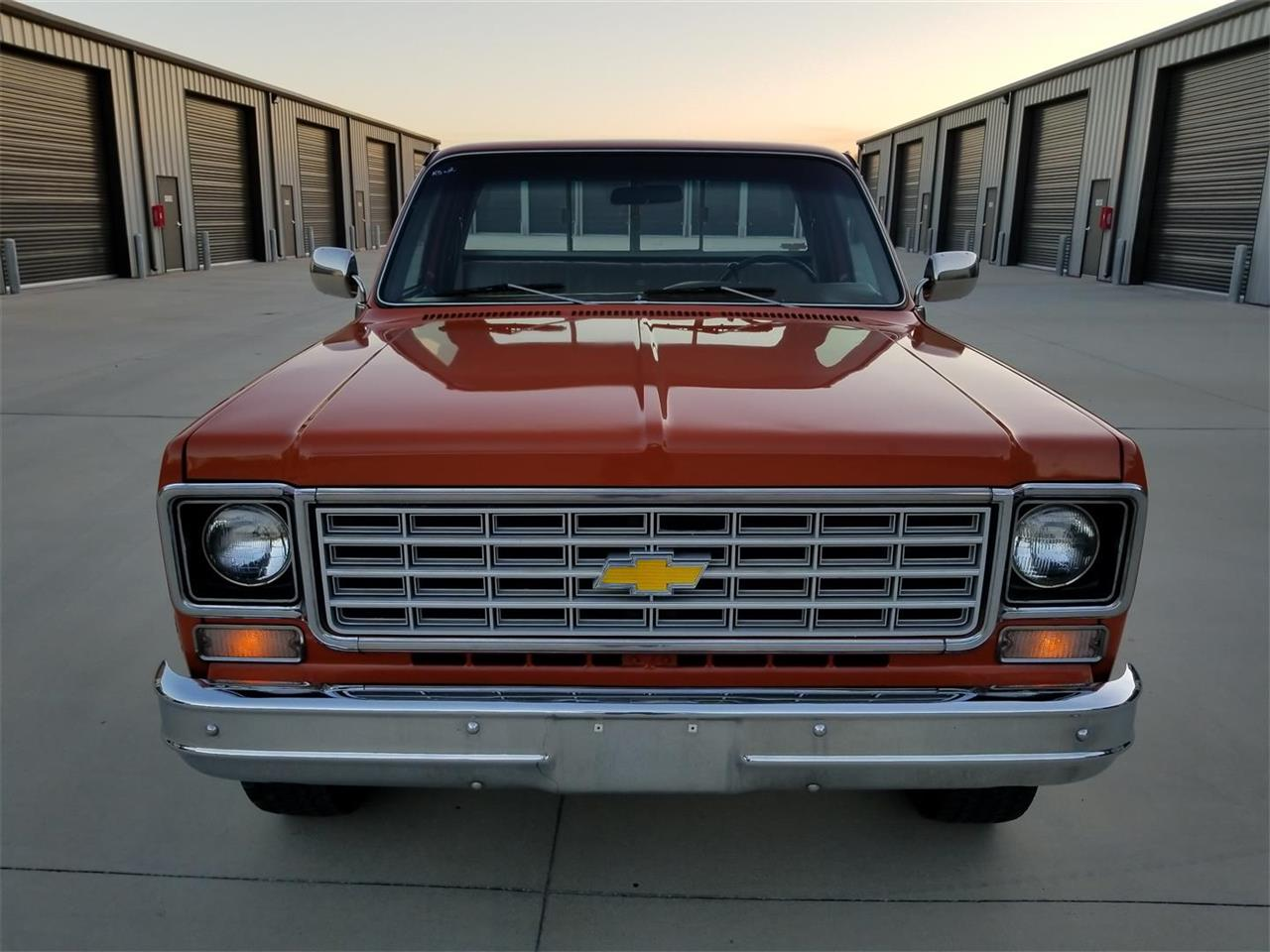 Large Picture of 1976 Chevrolet K-10 located in Conroe Texas - $20,900.00 Offered by Texas Trucks and Classics - MG2U