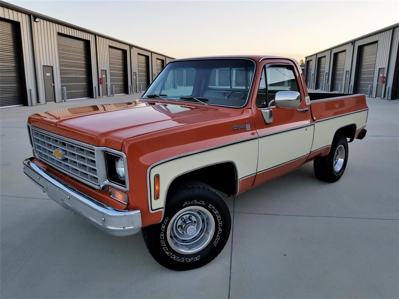 Large Picture of 1976 Chevrolet K-10 located in Texas - MG2U