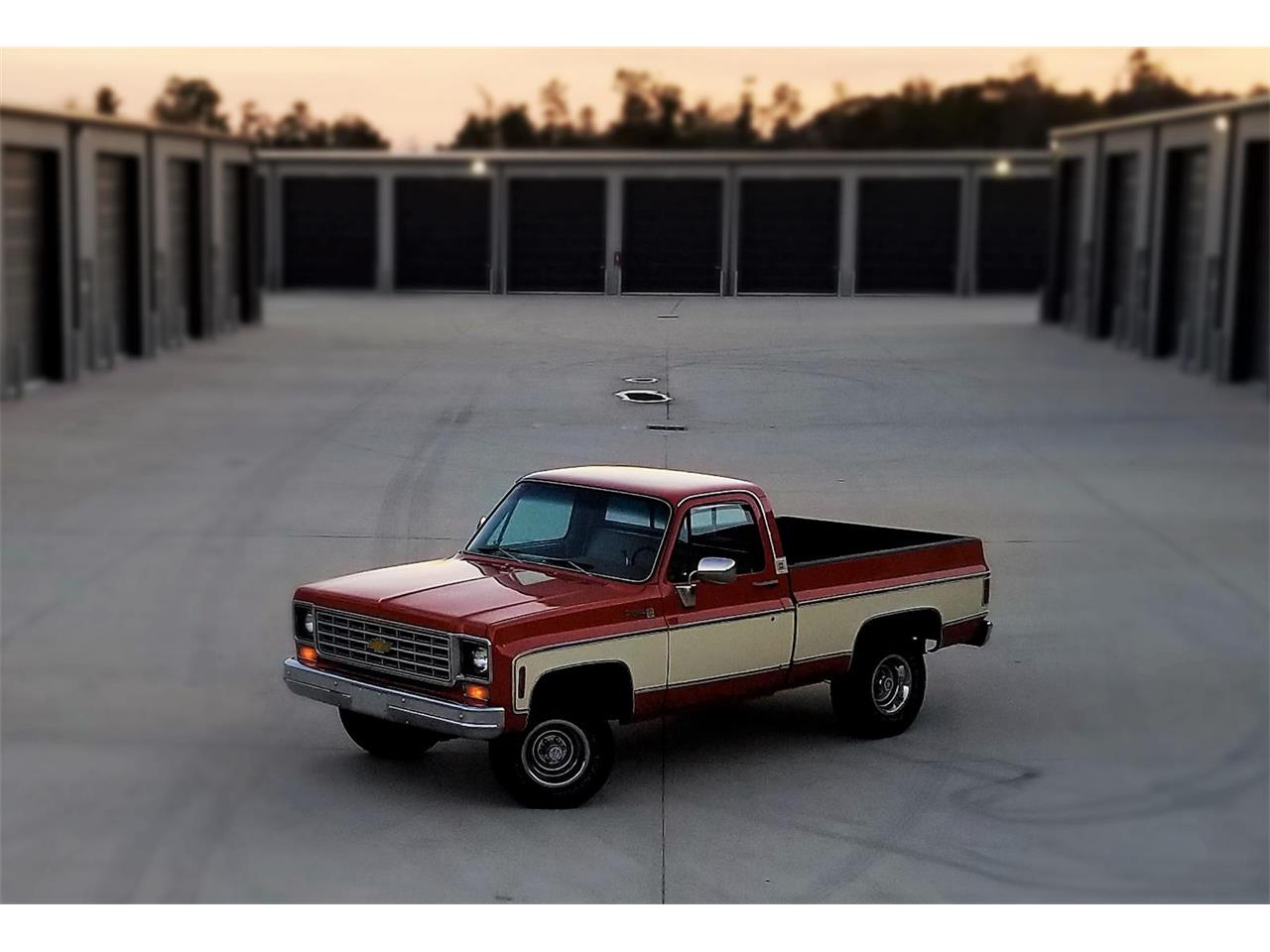 Large Picture of '76 Chevrolet K-10 located in Texas - MG2U