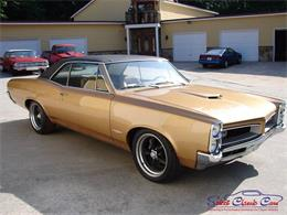 Picture of Classic '66 Pontiac LeMans located in Hiram Georgia Offered by Select Classic Cars - MG30