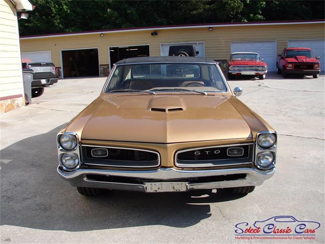 Large Picture of '66 Pontiac LeMans located in Hiram Georgia - $35,500.00 Offered by Select Classic Cars - MG30