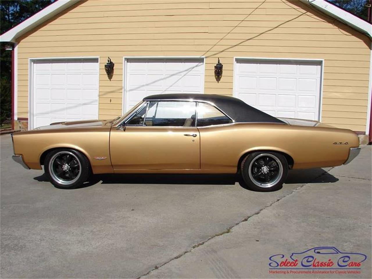 Large Picture of Classic '66 Pontiac LeMans located in Georgia - $35,500.00 - MG30