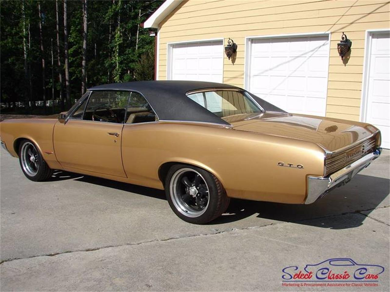 Large Picture of Classic 1966 Pontiac LeMans - $35,500.00 Offered by Select Classic Cars - MG30