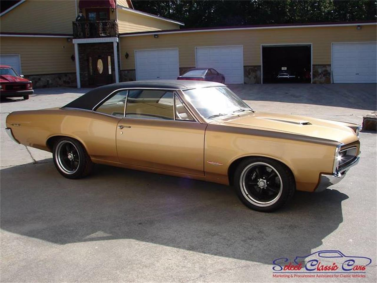 Large Picture of Classic '66 Pontiac LeMans - $35,500.00 - MG30