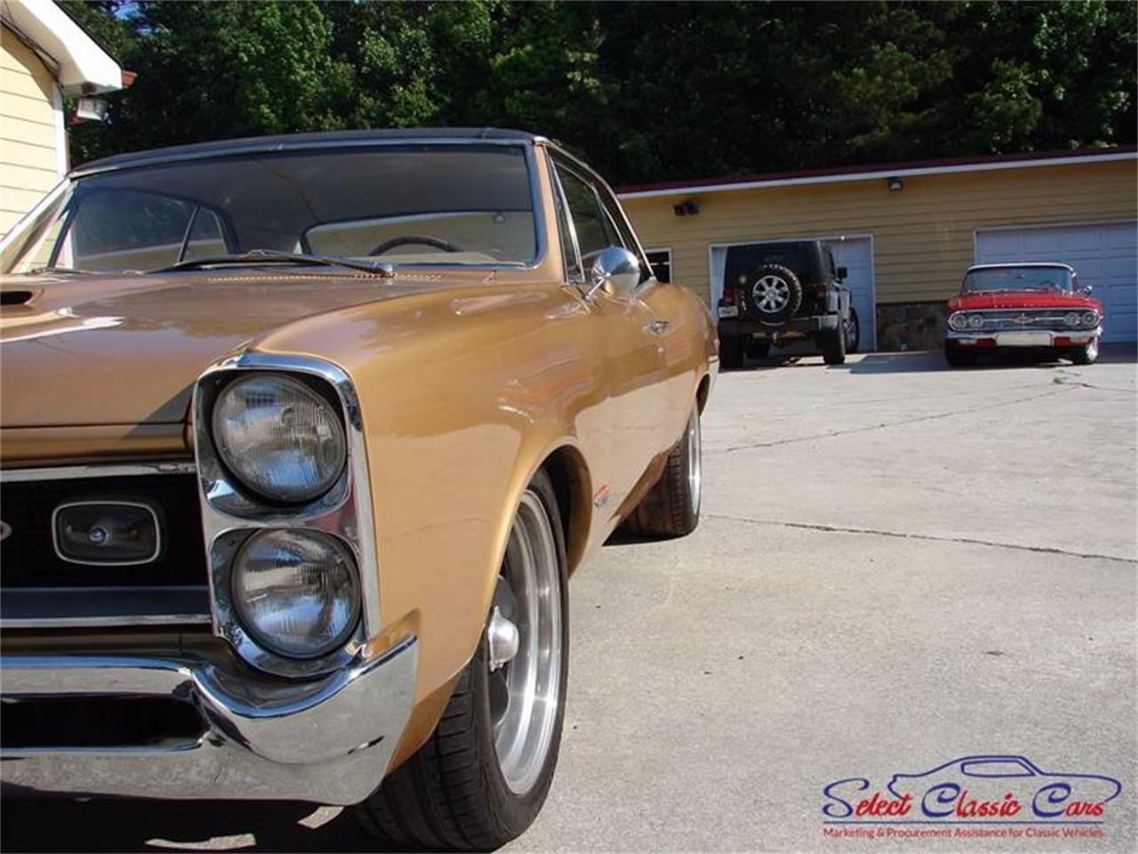 Large Picture of Classic '66 Pontiac LeMans - $35,500.00 Offered by Select Classic Cars - MG30