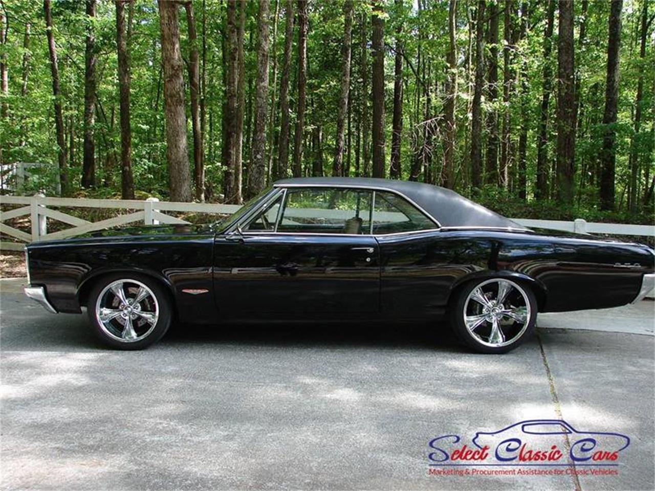 Large Picture of '66 Pontiac LeMans located in Hiram Georgia - $35,500.00 - MG30