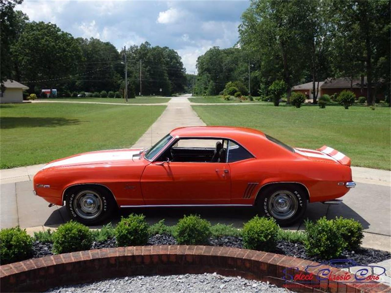Large Picture of 1969 Camaro located in Georgia Offered by Select Classic Cars - MG35