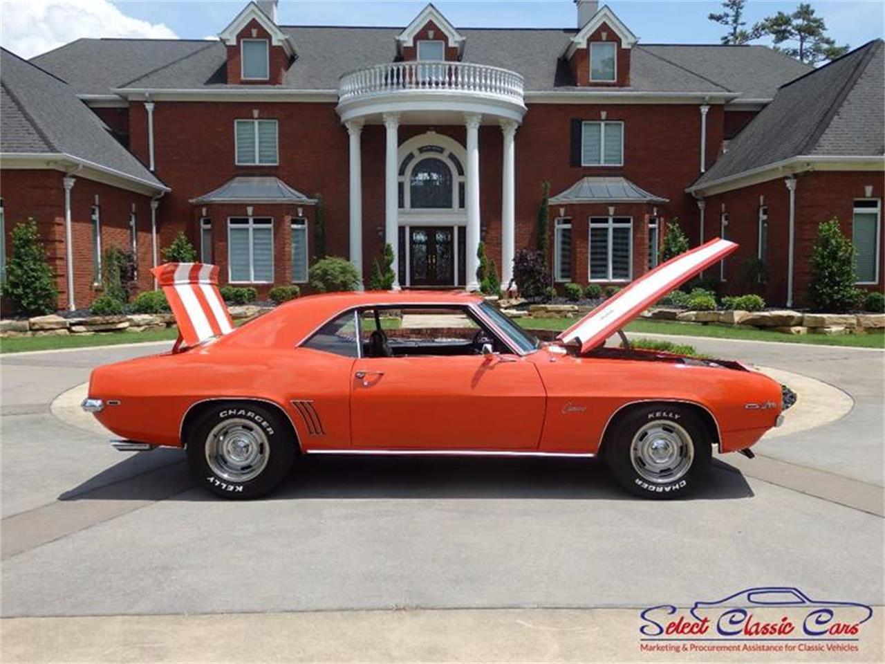 Large Picture of '69 Camaro located in Georgia - MG35