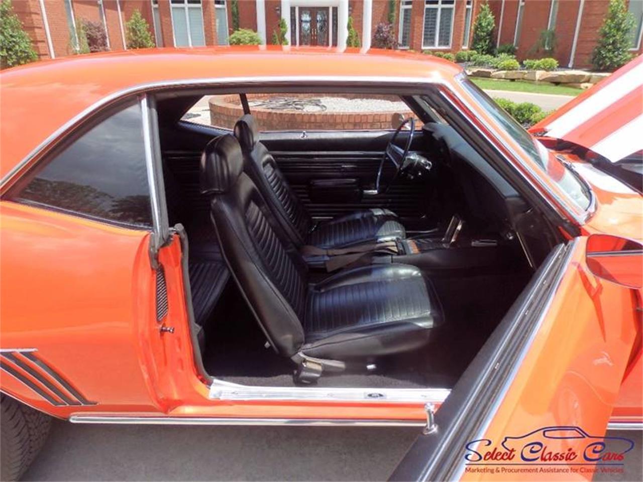 Large Picture of Classic 1969 Camaro located in Hiram Georgia - $34,500.00 - MG35