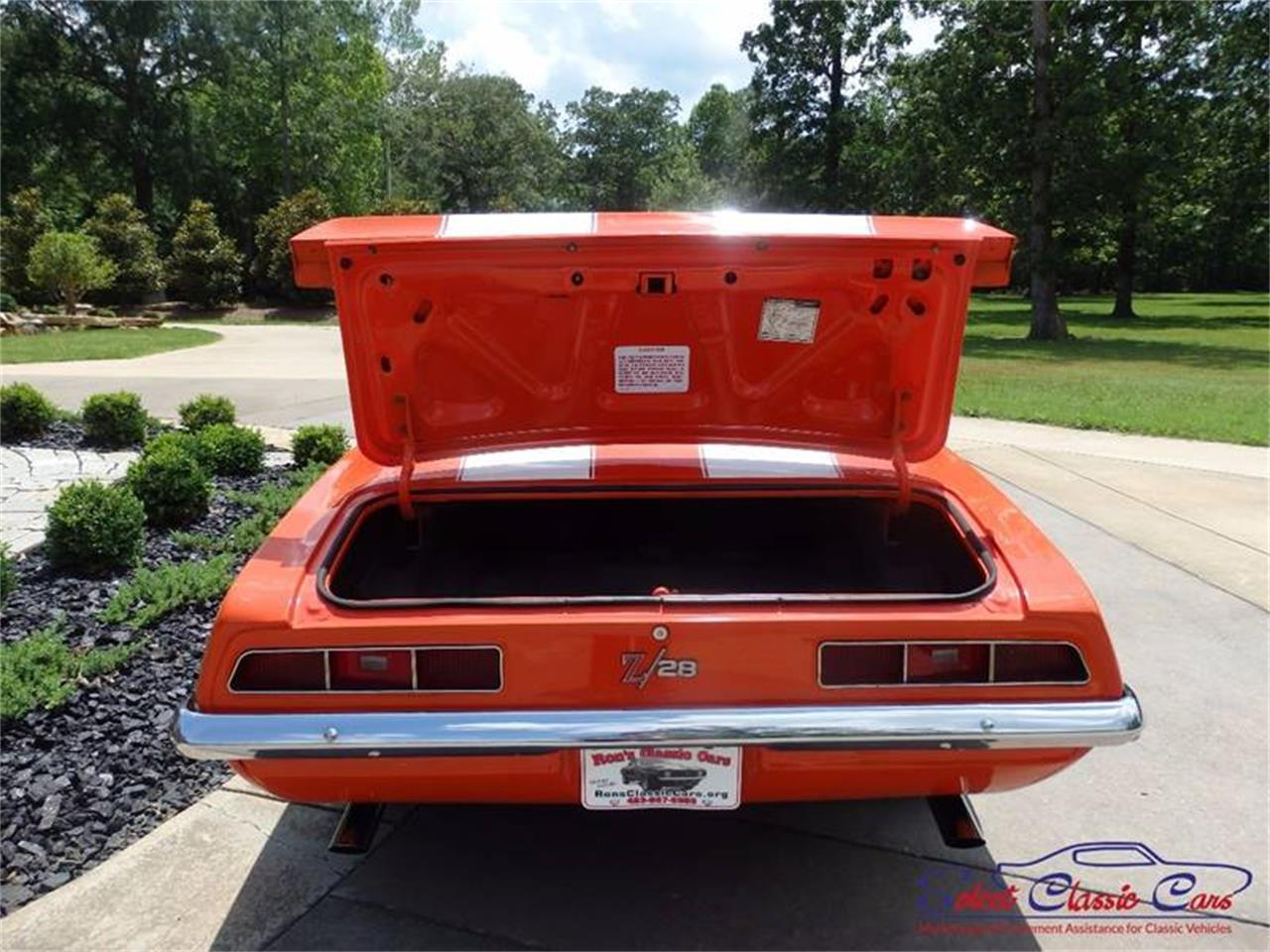 Large Picture of Classic 1969 Chevrolet Camaro located in Georgia - $34,500.00 Offered by Select Classic Cars - MG35