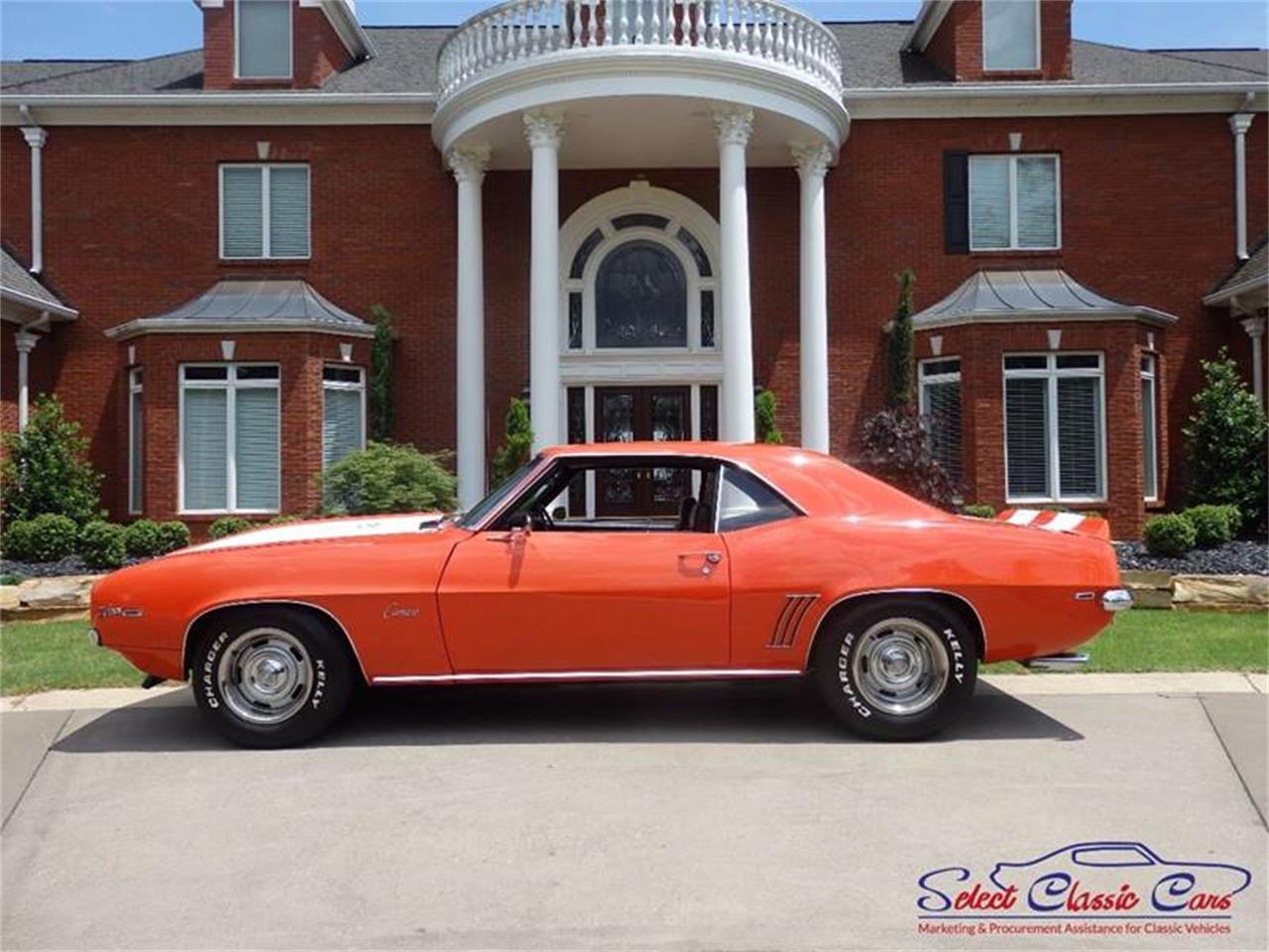 Large Picture of Classic 1969 Camaro Offered by Select Classic Cars - MG35