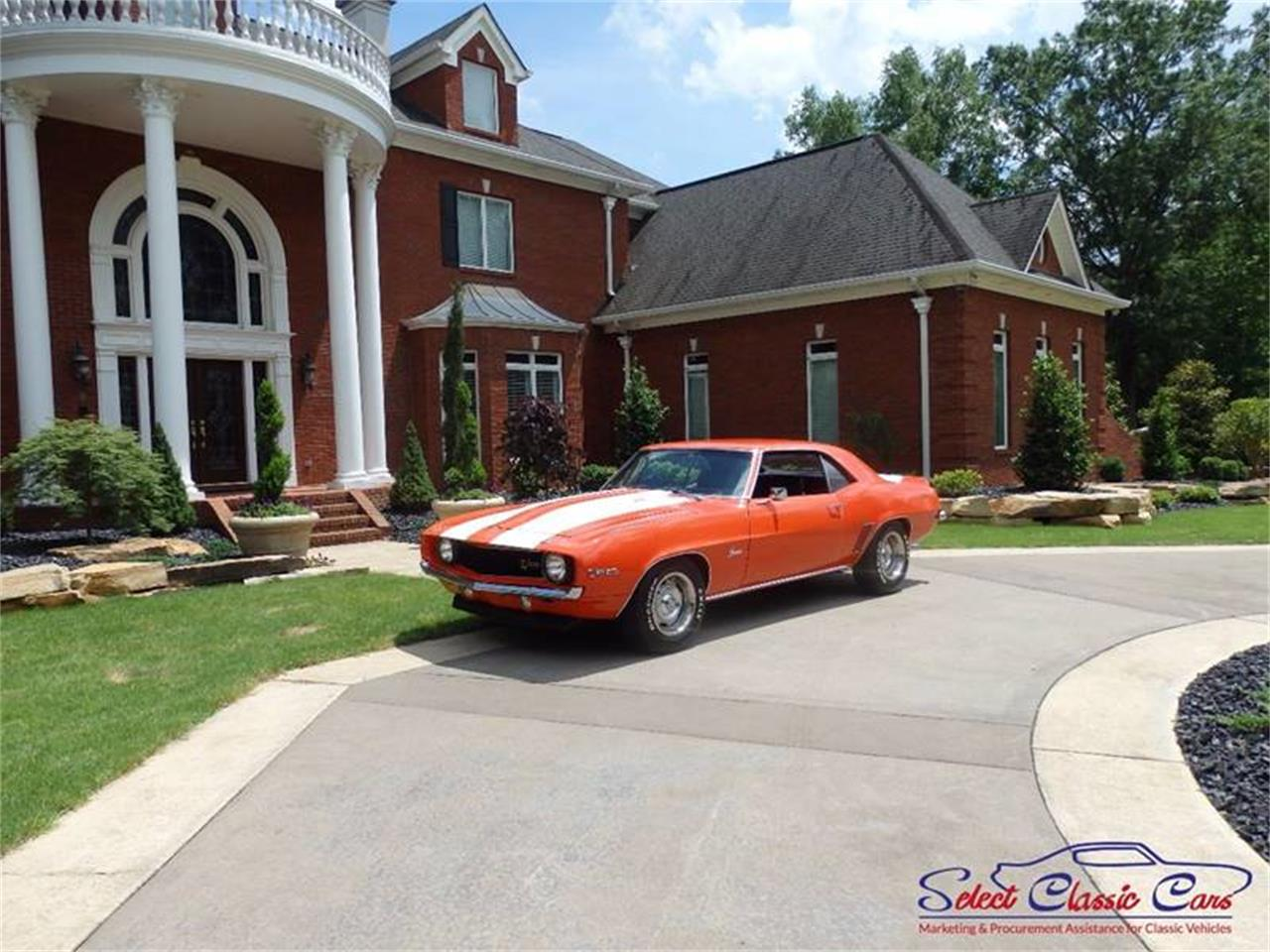Large Picture of 1969 Camaro Offered by Select Classic Cars - MG35