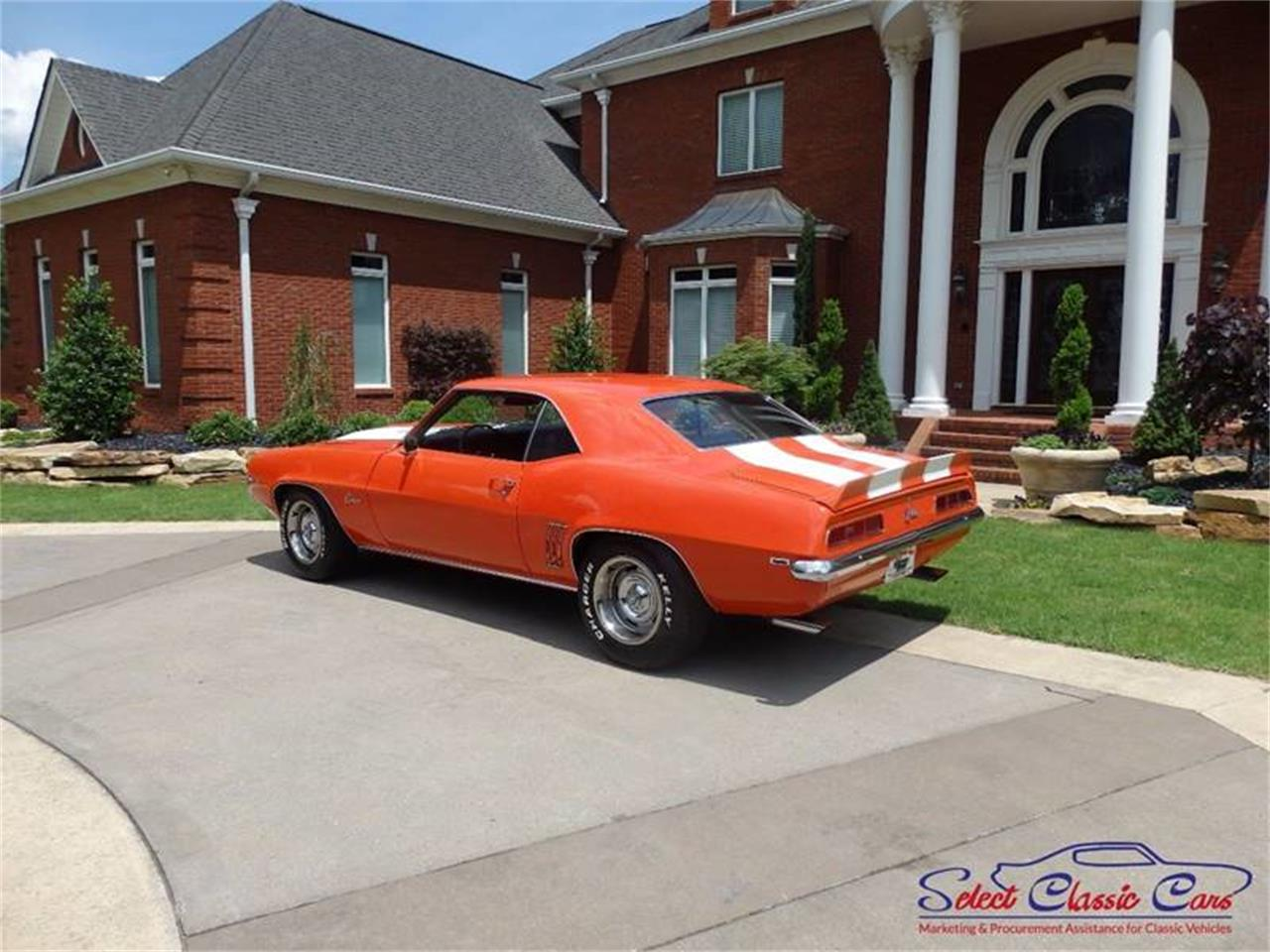 Large Picture of 1969 Chevrolet Camaro - $34,500.00 - MG35