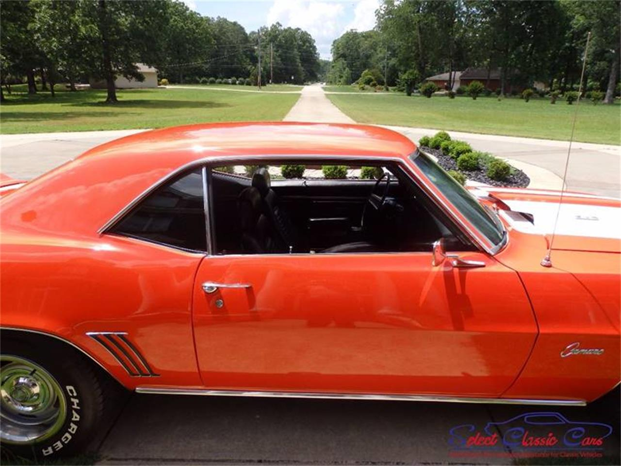Large Picture of '69 Camaro - MG35