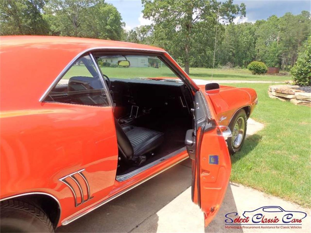 Large Picture of Classic 1969 Chevrolet Camaro located in Hiram Georgia - $34,500.00 - MG35