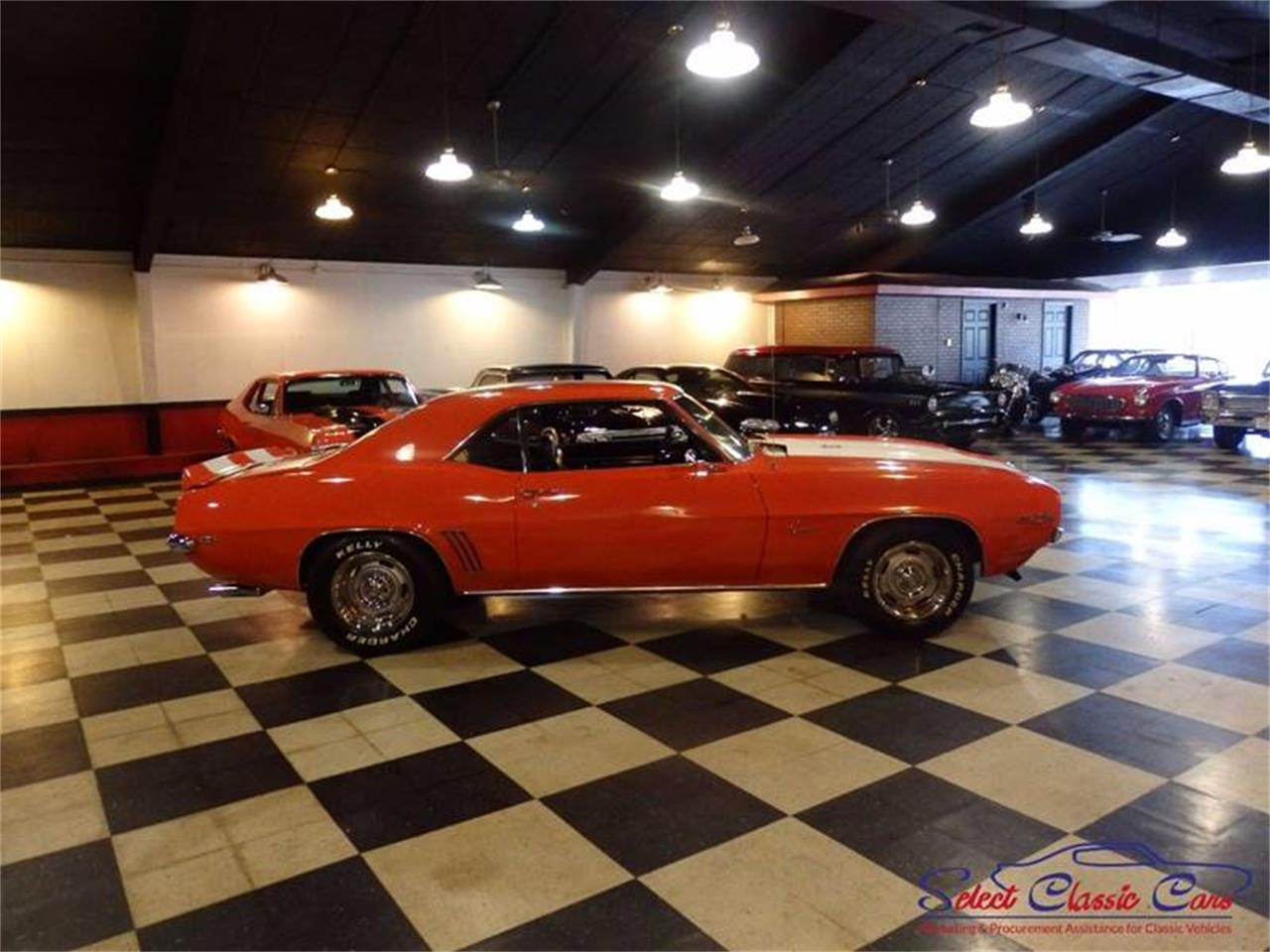 Large Picture of Classic '69 Chevrolet Camaro located in Georgia Offered by Select Classic Cars - MG35