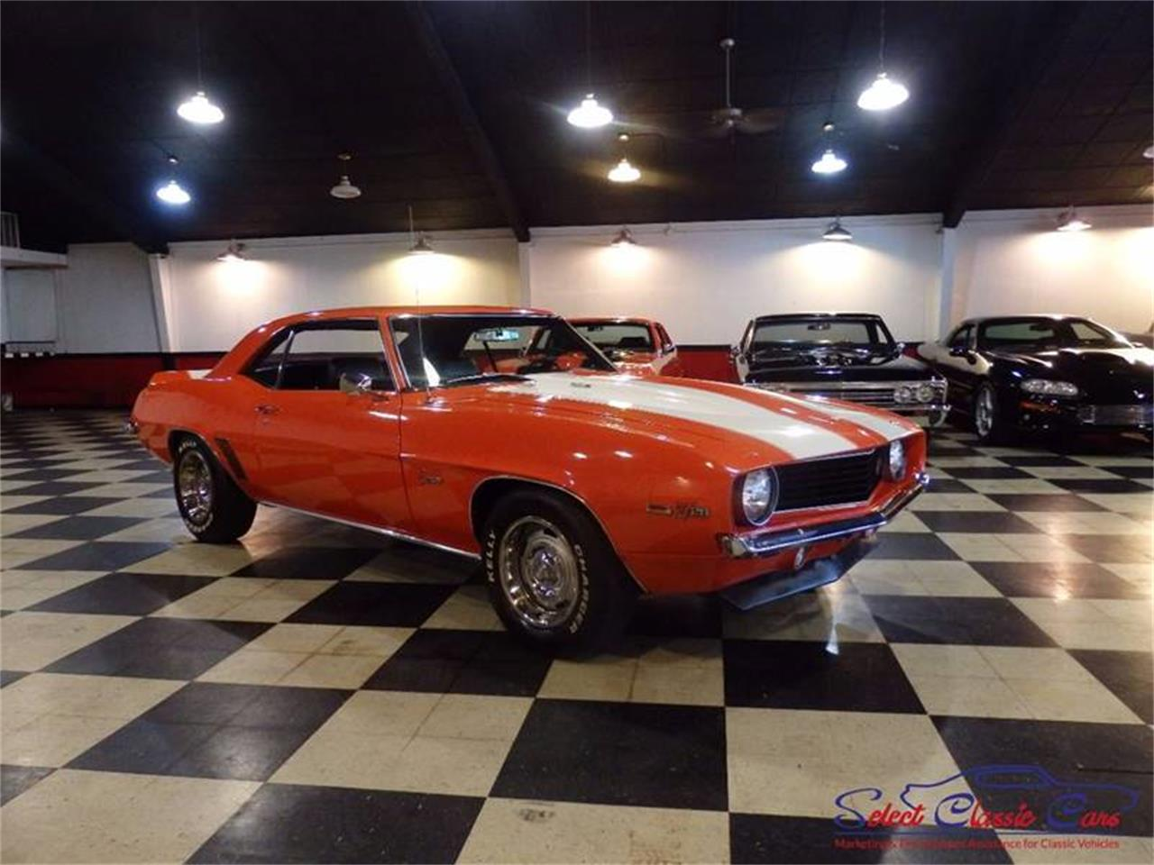 Large Picture of Classic 1969 Camaro located in Hiram Georgia Offered by Select Classic Cars - MG35