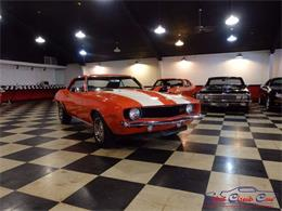 Picture of 1969 Chevrolet Camaro located in Hiram Georgia Offered by Select Classic Cars - MG35