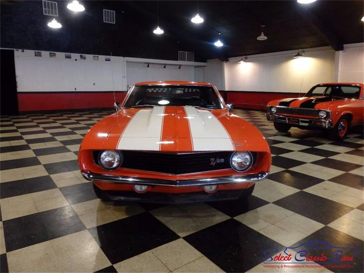Large Picture of '69 Chevrolet Camaro located in Hiram Georgia - $34,500.00 Offered by Select Classic Cars - MG35