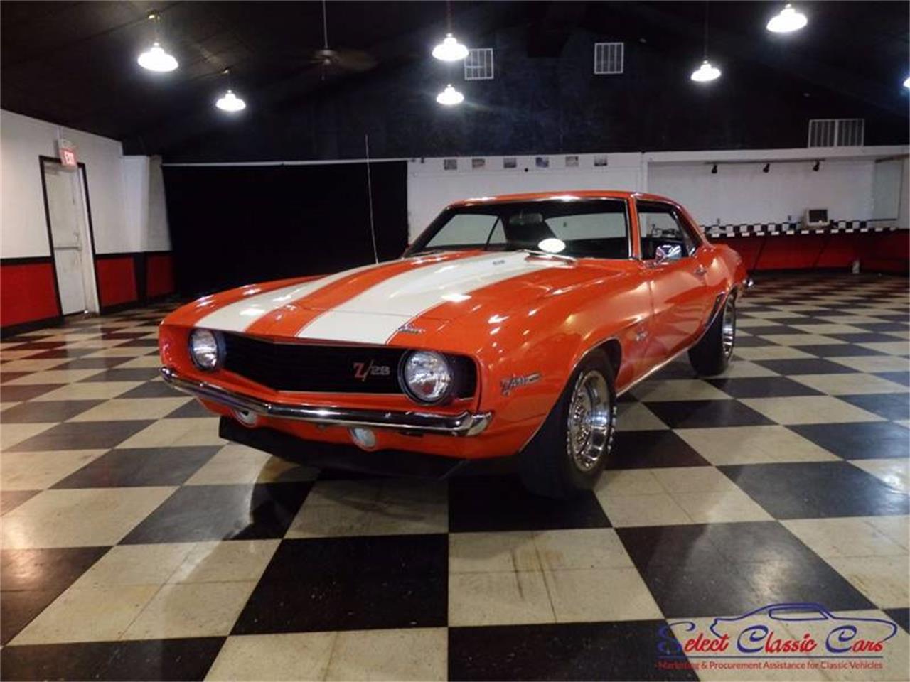 Large Picture of Classic '69 Camaro located in Hiram Georgia - $34,500.00 - MG35