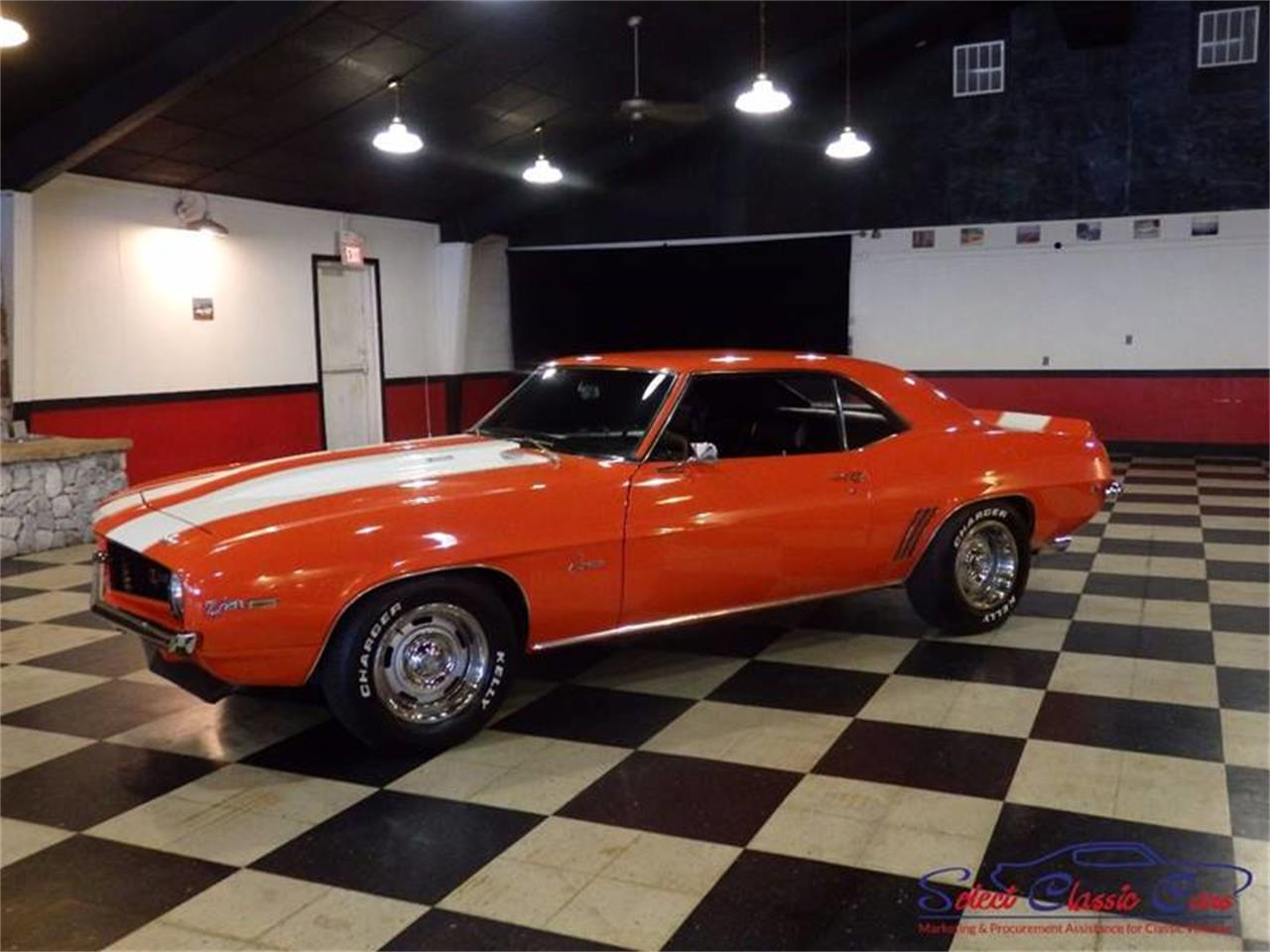 Large Picture of Classic 1969 Chevrolet Camaro - MG35