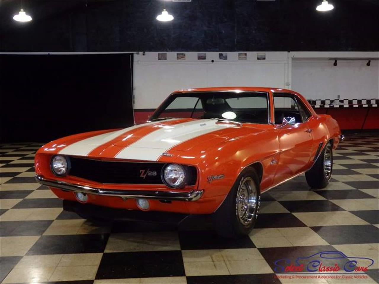 Large Picture of '69 Camaro Offered by Select Classic Cars - MG35