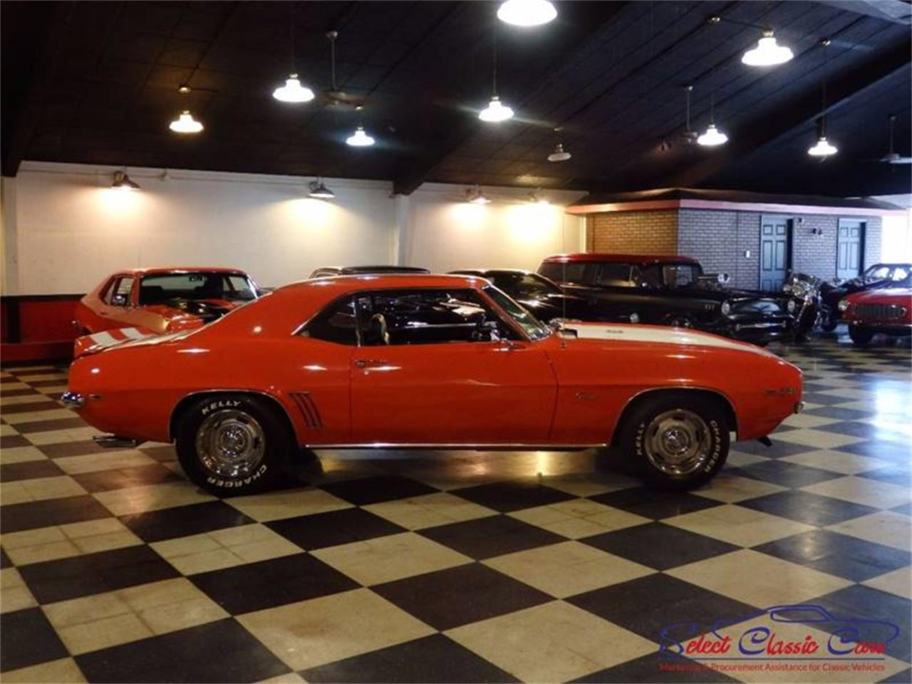 Large Picture of Classic 1969 Camaro - MG35