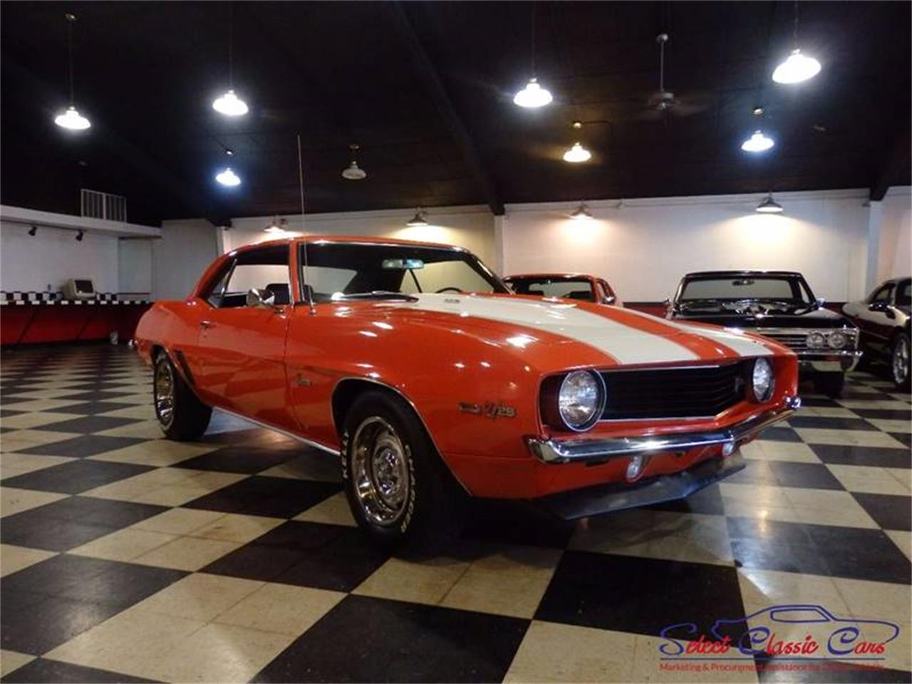 Large Picture of 1969 Camaro located in Hiram Georgia Offered by Select Classic Cars - MG35