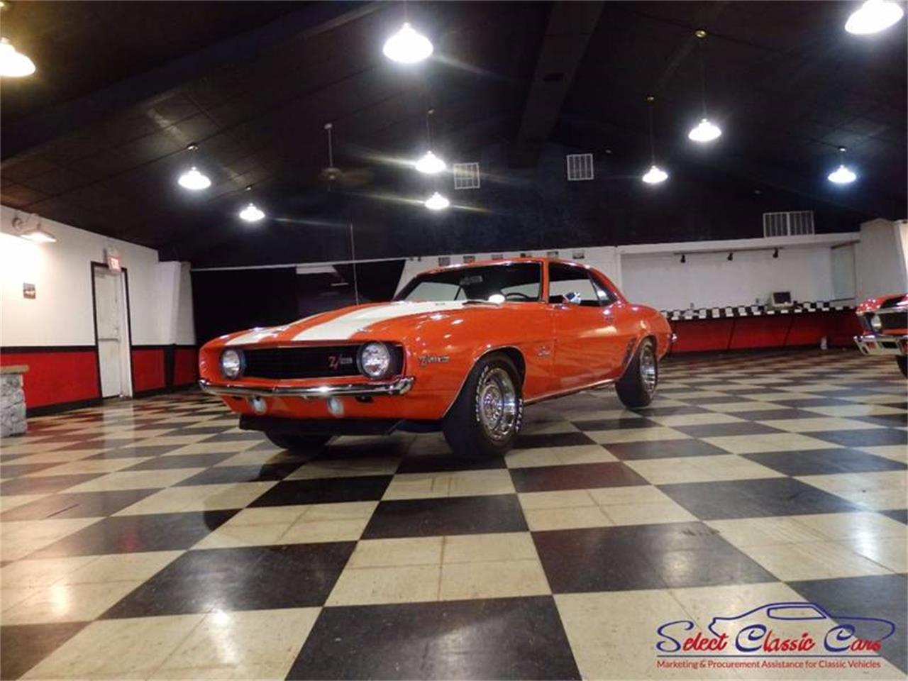 Large Picture of Classic 1969 Chevrolet Camaro located in Hiram Georgia - $34,500.00 Offered by Select Classic Cars - MG35