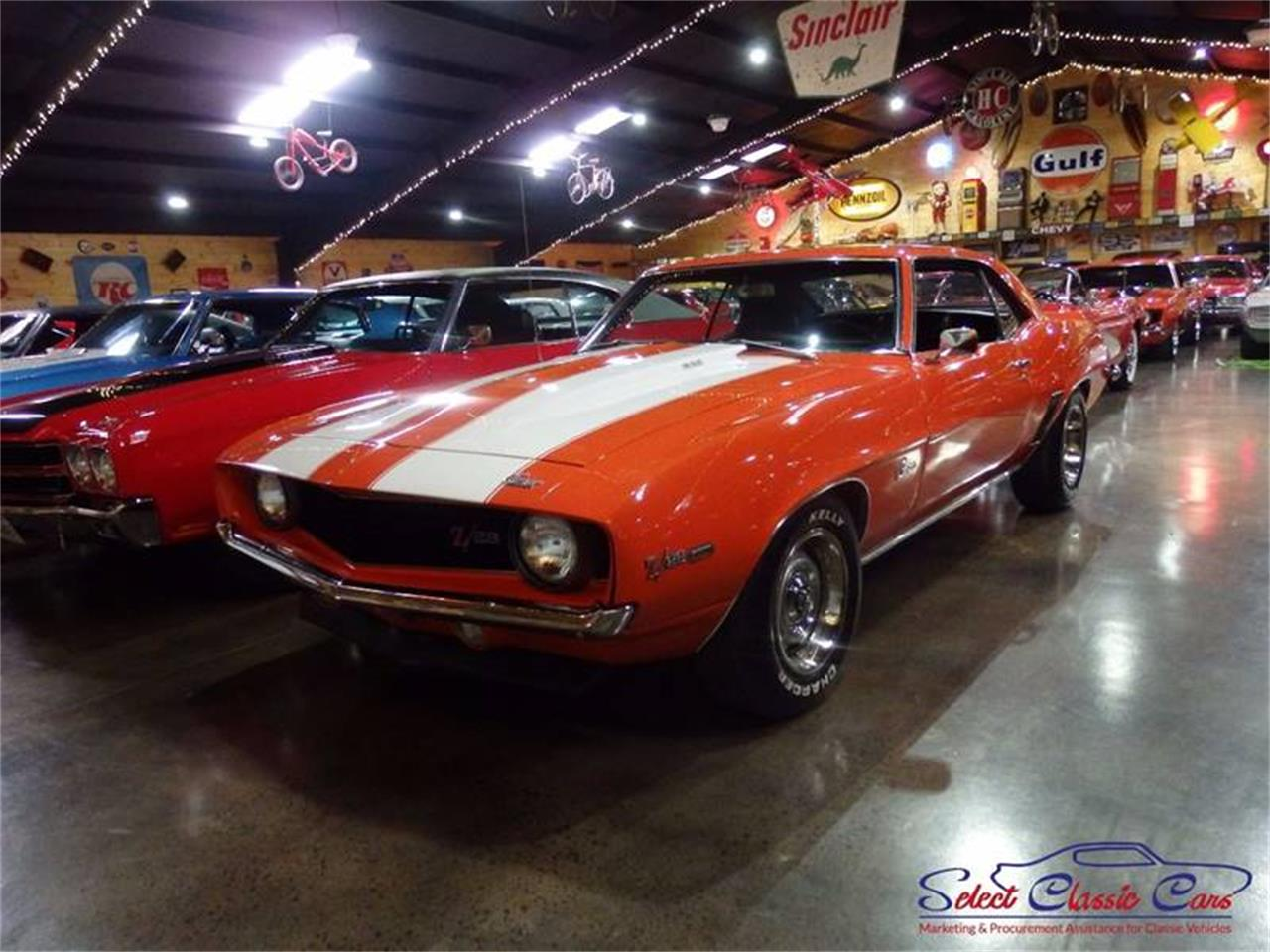 Large Picture of 1969 Chevrolet Camaro located in Georgia - $34,500.00 Offered by Select Classic Cars - MG35