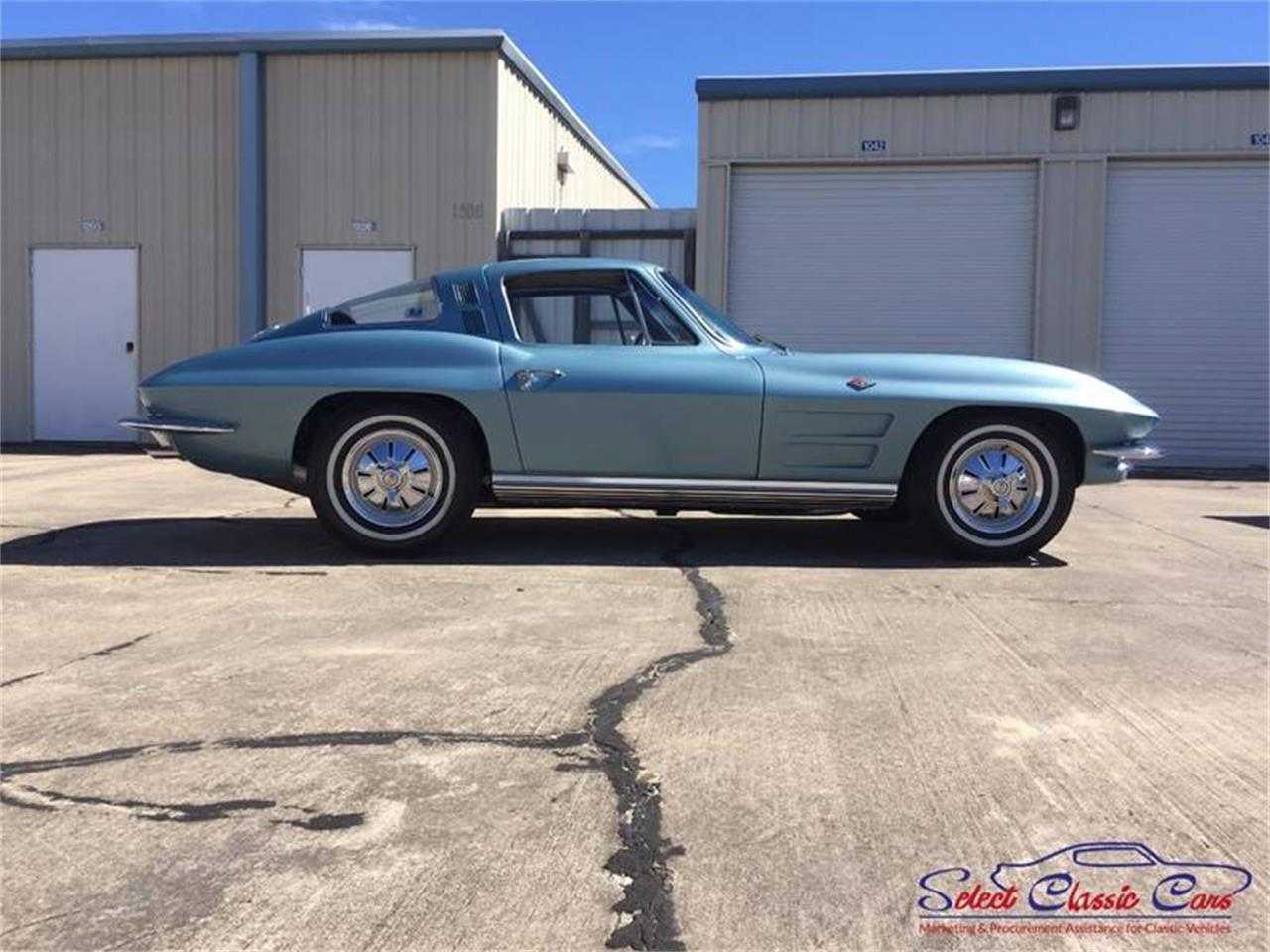 Large Picture of '64 Corvette - MG3B