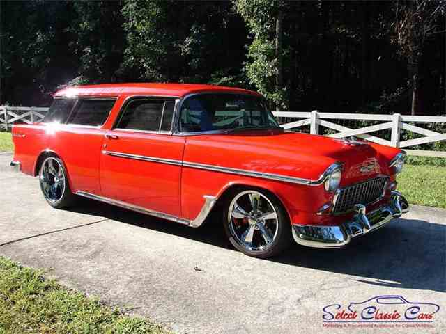 Picture of Classic 1955 Chevrolet Nomad Offered by Select Classic Cars - MG3F