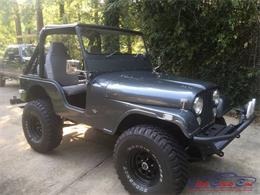 Picture of '75 CJ5 located in Hiram Georgia - MG3G