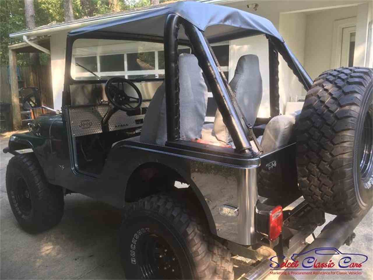 Large Picture of '75 CJ5 - MG3G