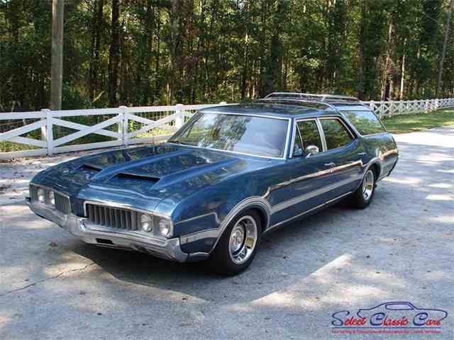 Picture of '69 Oldsmobile Cutlass - $12,000.00 Offered by  - MG3J