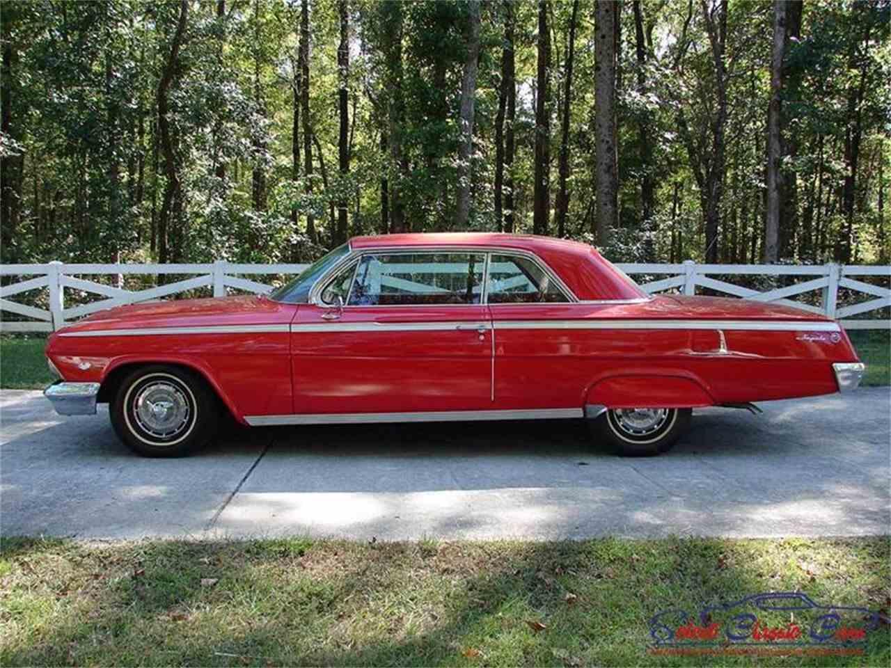 1962 Chevrolet Impala for Sale   ClassicCars.com   CC-1047300