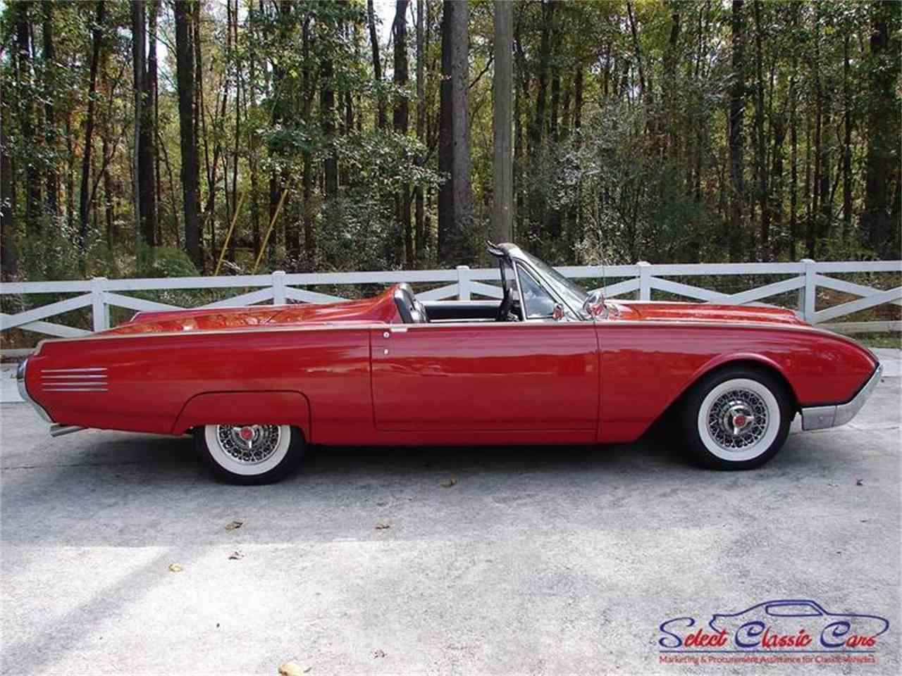 Large Picture of '61 Thunderbird - MG3U