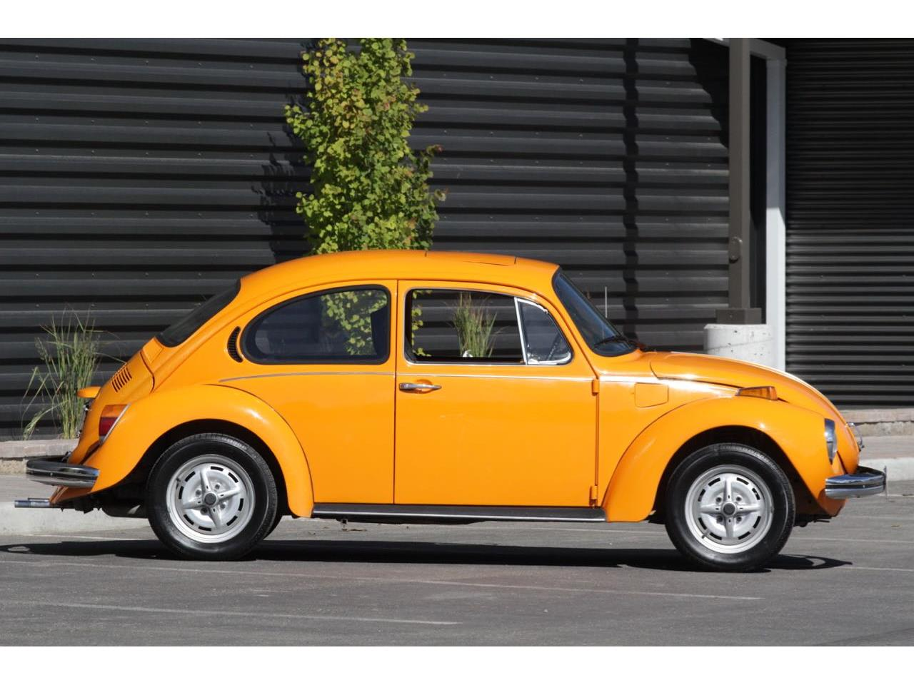 Large Picture of '73 Beetle - MG4A
