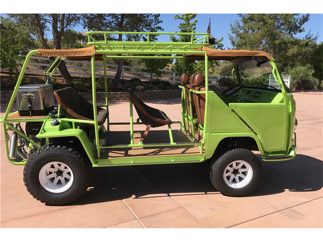 Large Picture of 1968 Volkswagen Automobile Offered by Barrett-Jackson Auctions - MG4E