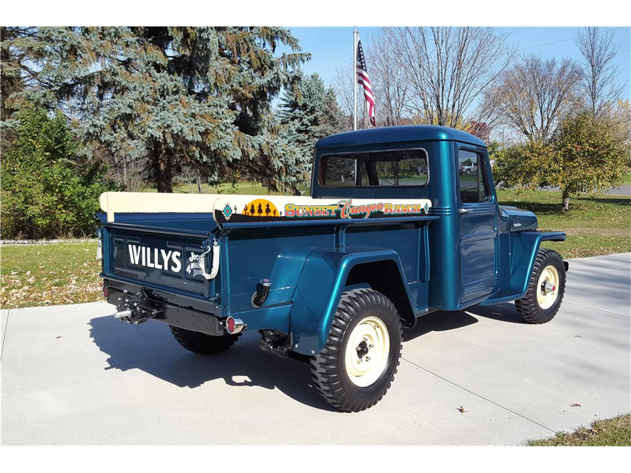 Large Picture of '55 Jeep - MG51
