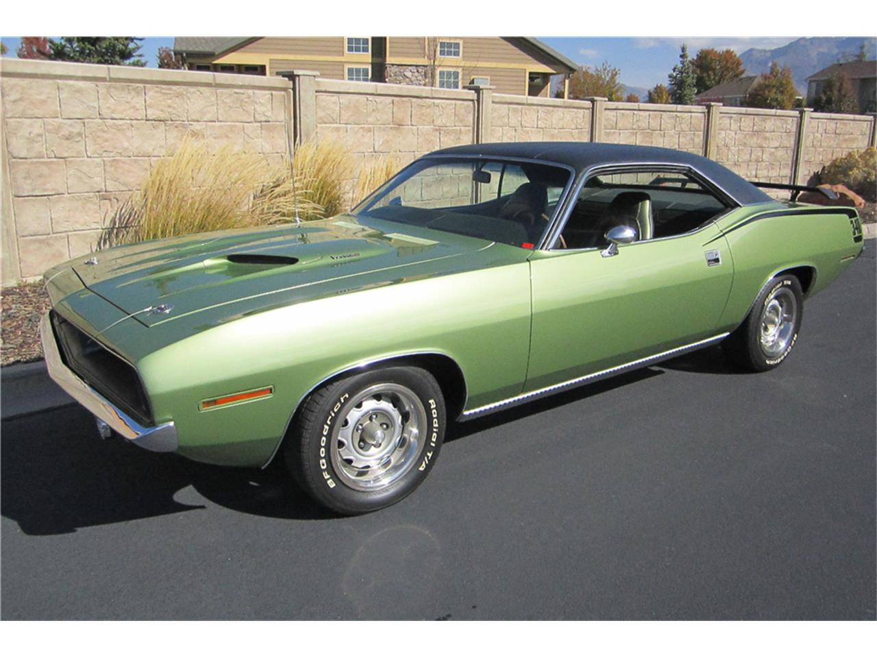 Large Picture of '70 Cuda - MG5E