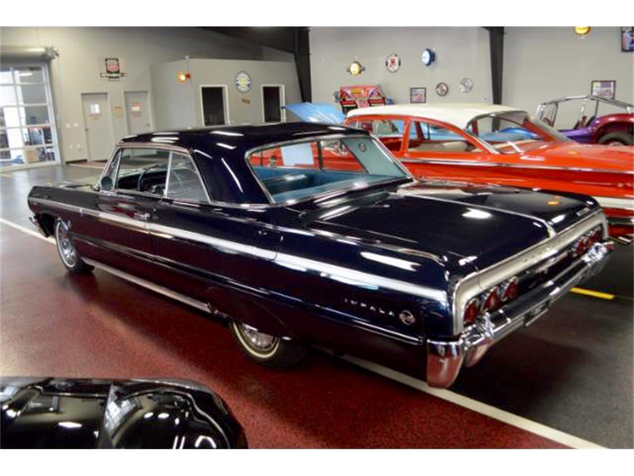 Large Picture of 1964 Chevrolet Impala located in Arizona Offered by Barrett-Jackson Auctions - MG5V