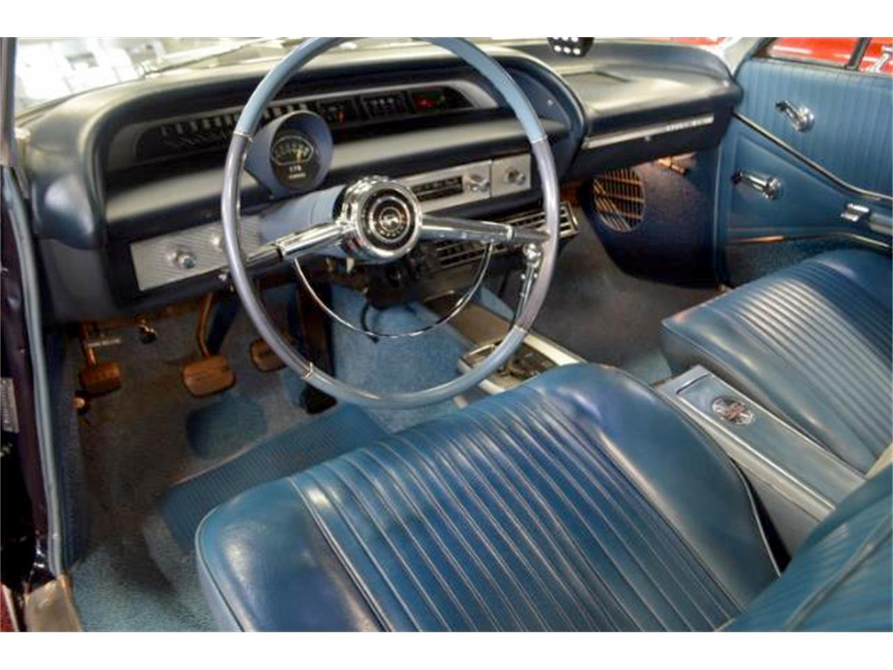 Large Picture of '64 Chevrolet Impala Auction Vehicle Offered by Barrett-Jackson Auctions - MG5V