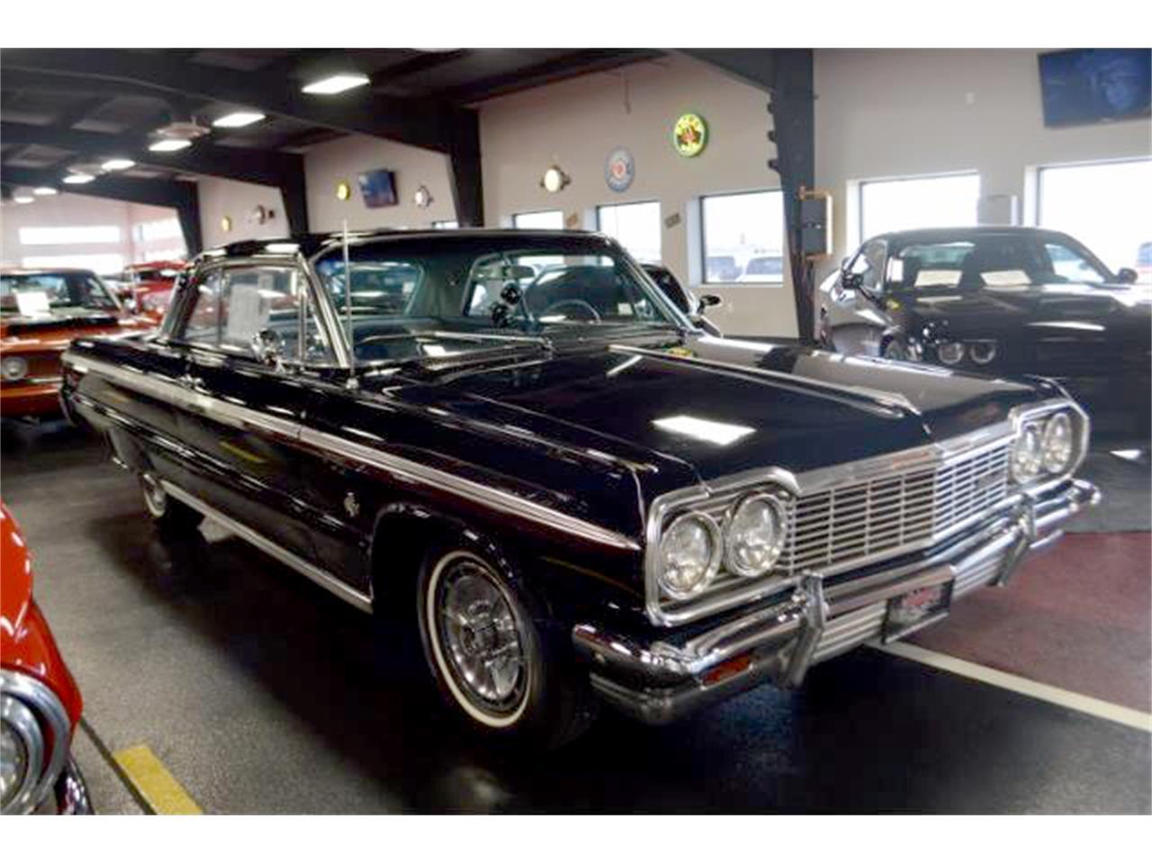 Large Picture of '64 Impala located in Scottsdale Arizona Auction Vehicle - MG5V