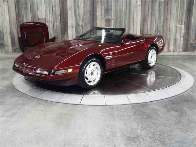 Picture of '93 Corvette - MB1G