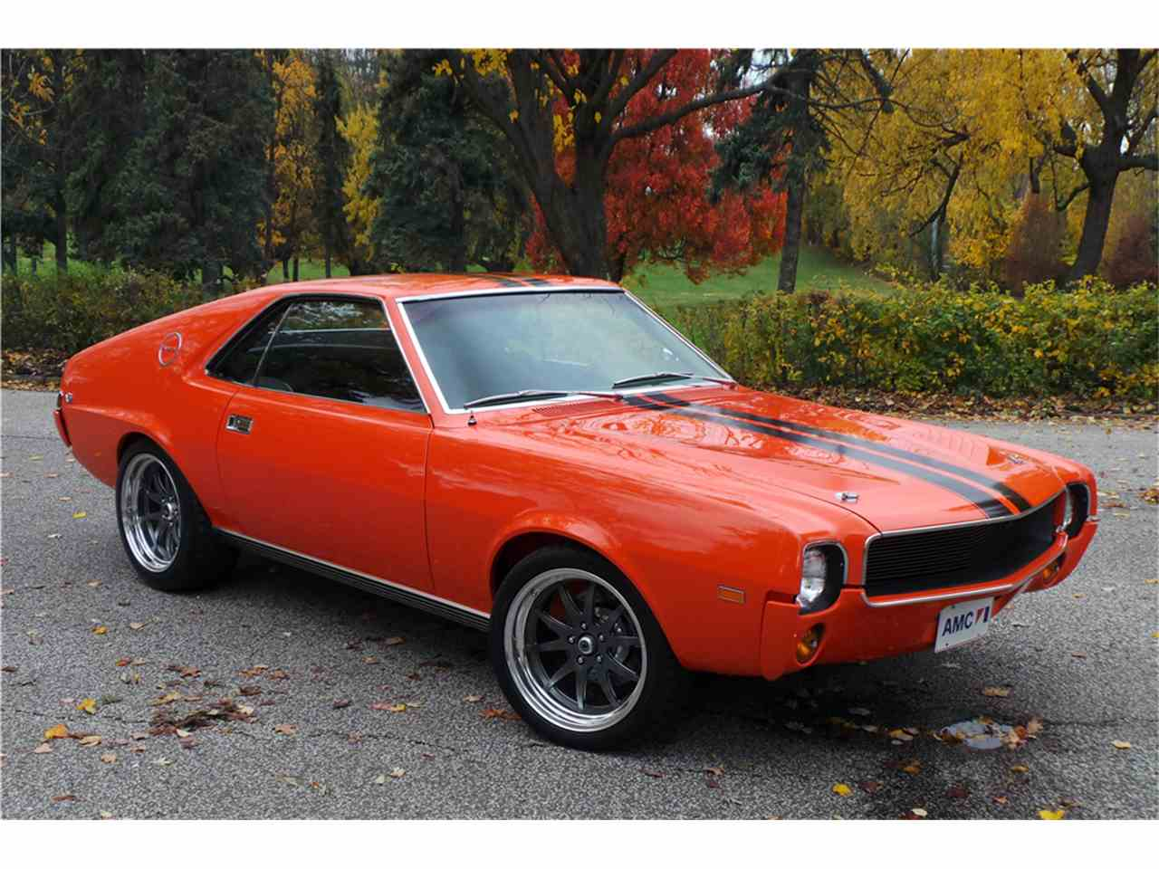 1969 amc amx for sale cc 1047403. Black Bedroom Furniture Sets. Home Design Ideas
