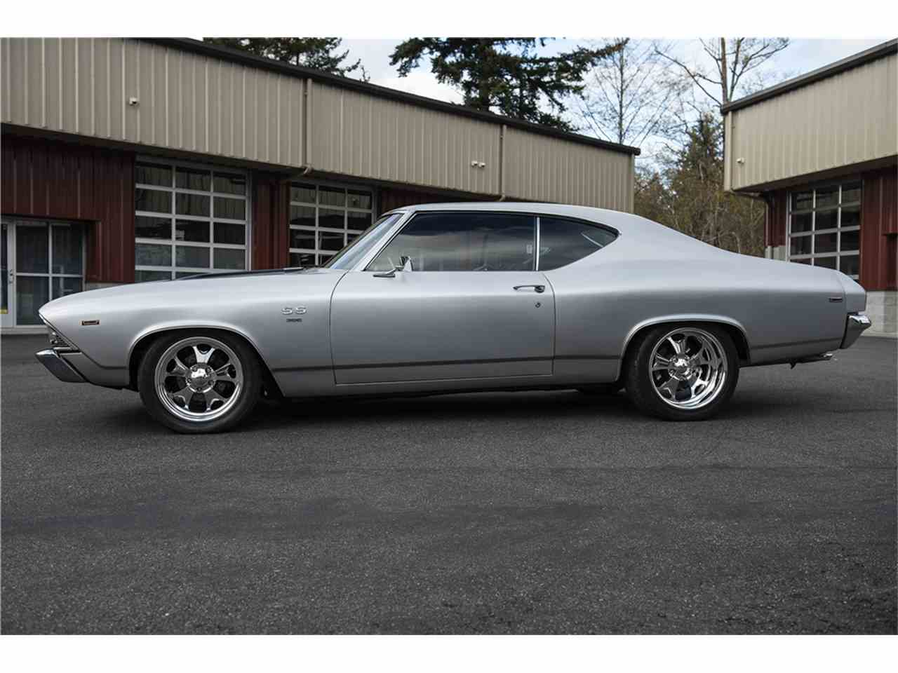Large Picture of '69 Chevelle SS - MG6Z