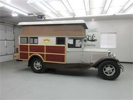 Picture of Classic 1931 Recreational Vehicle located in South Dakota - $34,975.00 Offered by Frankman Motor Company - MB1J